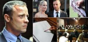 Picture of the day : A sad story for Oscar Pistorius!