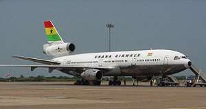 Ghana Airways secures leased aircraft for passengers