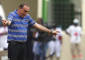 AFCON 2015: Reaching the AFCON final is as important as reaching the UEFA Champions league final-Avram Grant