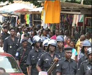 Police Arrest 150 Suspected Criminals