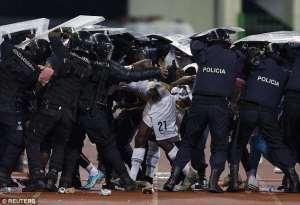 It's a shame: Sammy Kuffour slams Equatorial Guinea disgrace