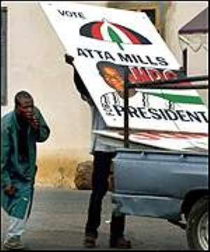We Are Coming Back - NDC