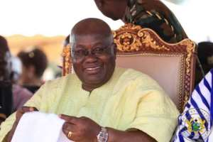 Nana Addo Should Be Given More Than Two Terms For Passage Of RTI Bill