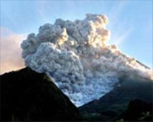 Java volcano activity intensifies