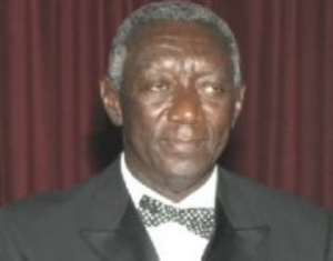 Kufuor is hurting, not helping Akufo-Addo