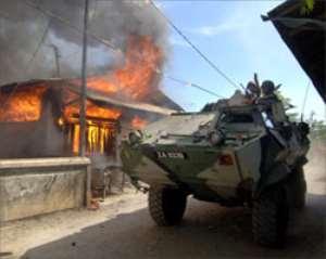 UN troops to make East Timor return