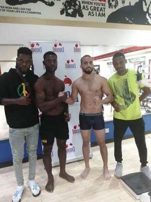 Theo Ofei Dodoo To Fight In Dubai On Saturday