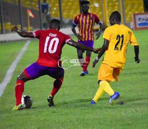 Hearts Of Oak Coach Charges Players To Move On From Ashgold Draw