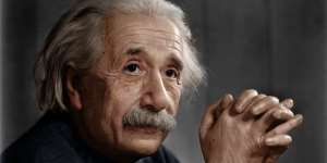 Albert Einstein believed in God