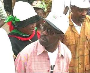 Tony Aidoo slams NDC party leadership