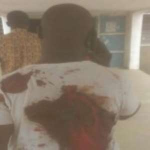 2 Soldiers Gunned Down In Bole [PHOTOS]