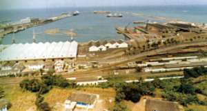 T'di Port ready for imported textiles