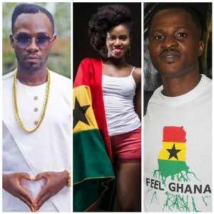 Okyeame Kwame, MzVee, Attractive Mustapha & others speak on Ghana's progress (Video)