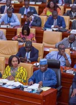 NPP Primaries: Retain Adwoa Safo — Majority Leader Beg Delegates