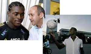 AIK Solna Complete Signing Of Derek Boateng