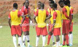 C.K. Akunnor and the Kotoko team
