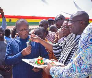 Can Bawumia Ask The NDC To Name Any Social  Intervention Project It Initiated In Ghana?