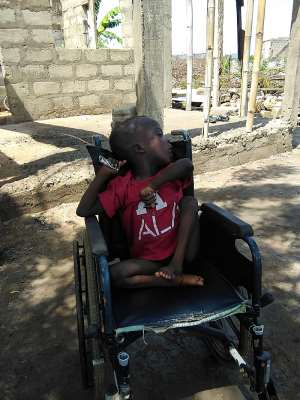 I Wish My Son Could Go To School…Mother Expresses Strong Desire