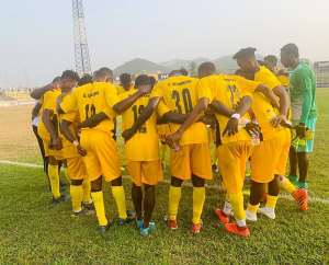 Ashgold Come From Behind To Beat Karela Utd 2-1
