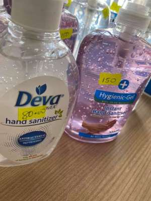 Coronavirus: How Gh¢2 Hand Sanitizers Now Increased To Gh¢20; Others Sell At Gh¢150