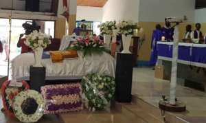 Slain Tema Port Public Relations Manager Buried On Saturday
