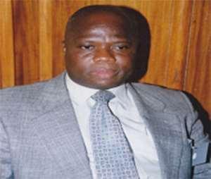 Prof. Theophilus Ben Kwofie