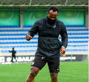 Ghana Midfielder Michael Essien Keep Fit Despite Coronavirus Pandemic [VIDEO]
