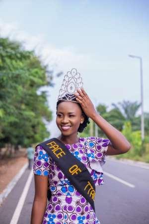 Freeman Matilda Makafui To Represent Ghana In Miss Africa Beauty Queen 2019