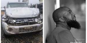 Trigmatic Escapes Accident Unhurt