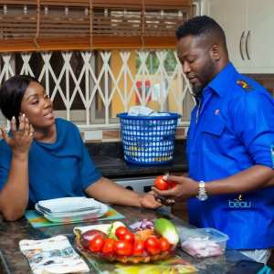 I Wash Dishes To Save My Marriage—Adjetey Annan