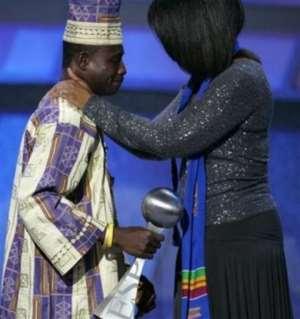 Yeboah's ESPY 'odyssey'