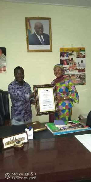 Sagnarigu MCE Adjudged Most Outstanding MCE For The Year 2018