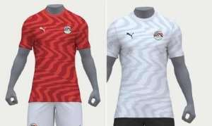 Egypt Unveils Puma Kits For 2019 AFCON