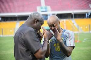 2019 AFCON Qualifier: Black Stars Ready For Kenya Revenge, Says Andre Ayew