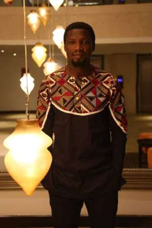 Kobina Sam Represents Burial Of Kojo Cast At Luxor African Film Festival