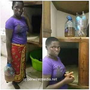Maid Servant Arrested For Using Urine To Cook For Her Boss