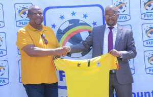 Paa Kwesi Fabin Pledges To Help Uganda In U-17 Competition