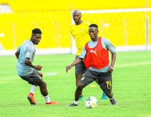 Five Ghana Players To Watch Against Kenya