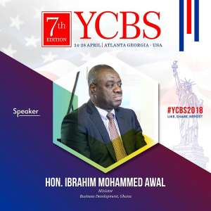 Awal Mohammed To Address Young Entrepreneurs In The US