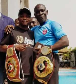Wasiru Mohammed to Move Up In WBO Ratings