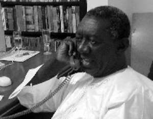 The time is far spent - KUFUOR must GO