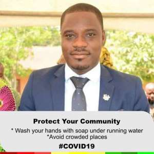Coronavirus Pandemic: Kwahu East DCE Pleads With Residents To Protect District