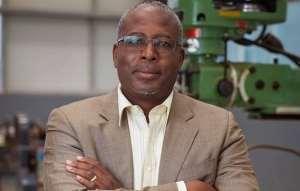 Prof. Fred McBagonluri, President of Academic City