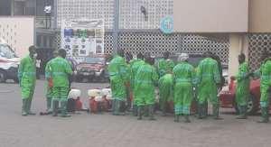 COVID-19 : Drinking Spots Boost Sales As Churches Shutdown In Kpone – Katamanso