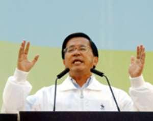 China rejects Taiwan health bid