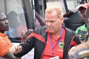 I Will Never Return To Kotoko, Says Former Coach Kjetil Zachariassen