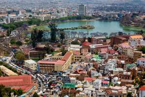 Antananarivo, Madagascar - Source: Getty stock image