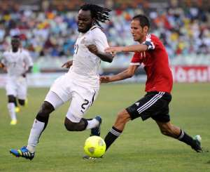 Yahaya Mohammed Confident Of Leading The Attack Of The Black Stars