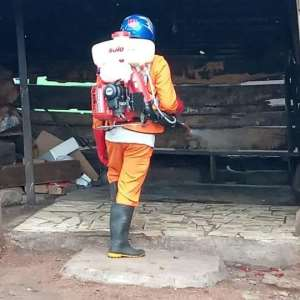 COVID-19: Fumigation Exercises For Tamale Markets Take Off