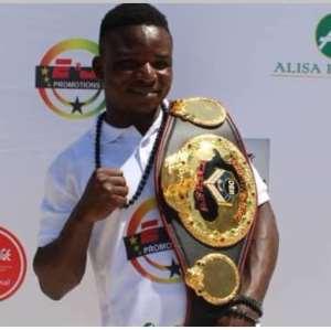 Wasiru Mahammed Tipped As Ghana's Next World Champion
